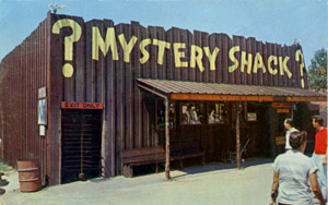 Video's van Real life gravity falls mystery shack